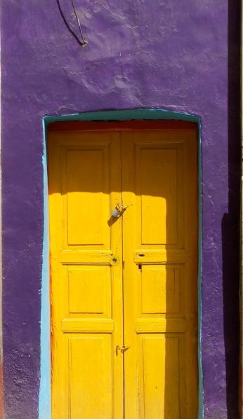 G. Town Door