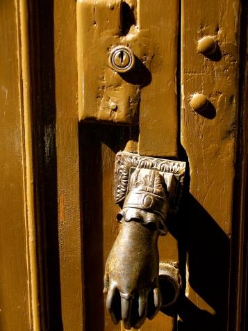 Guanajuato Door